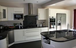 classic kitchens from Utopia Designs