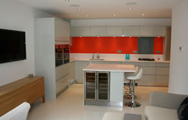 contemporary kitchens from Utopia Designs
